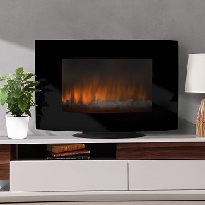 Best choice wall mount fireplace