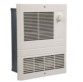 Broan Wall Heater, White Grille Heater