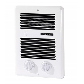 Cadet electric wall heater