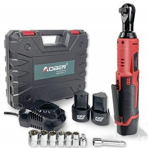 Cordless Electric Ratchet Wrench