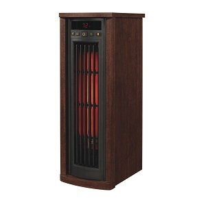 Duraflame infrared quartz tower heater