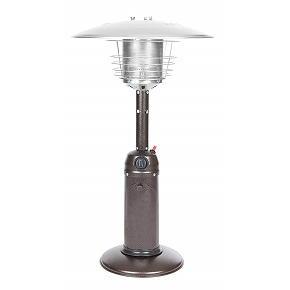 Fire Sense Table Top Patio Heater