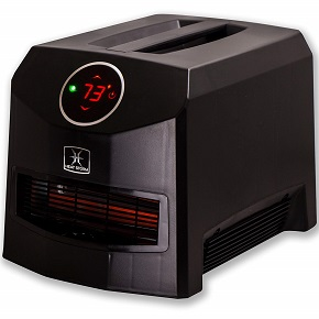 Heat storm portable infrared heater