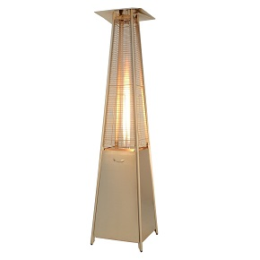 Hiland Quartz Glass Tube Patio Heater