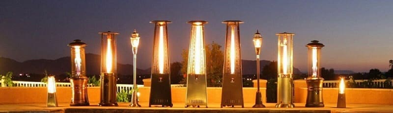 Types Of Patio Heater