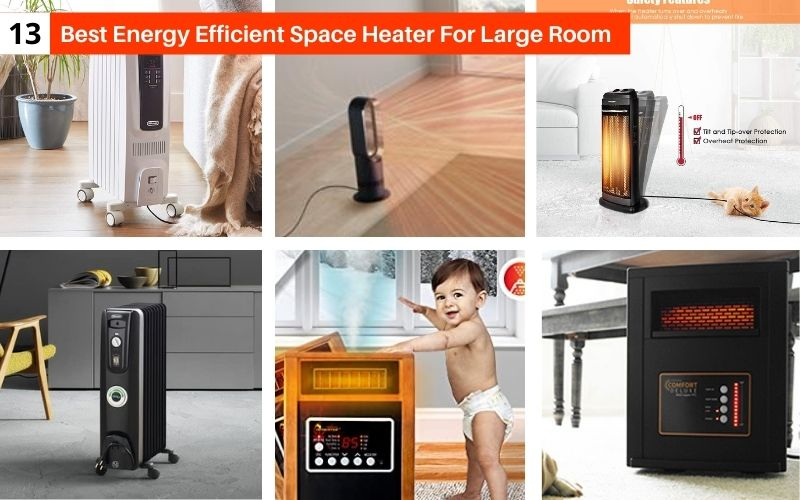 Best Energy Efficient Space Heater For Large Room