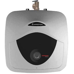 Ariston Andris 8 Gallon. Under sink water heater