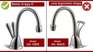 Best Design for InsinkErator Faucet