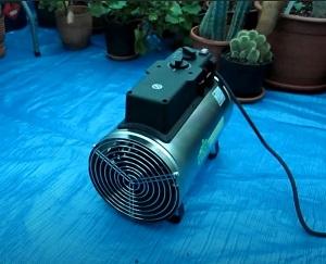 Bio Green Phoenix Electric Greenhouse Heater - Heatercamp