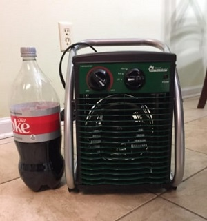 Dr. Heater DR218 Review Greenhouse Heater - Heatercamp