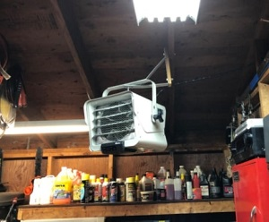 Dr. Infrared Heater DR-975 Greenhouse Heater - Heatercamp