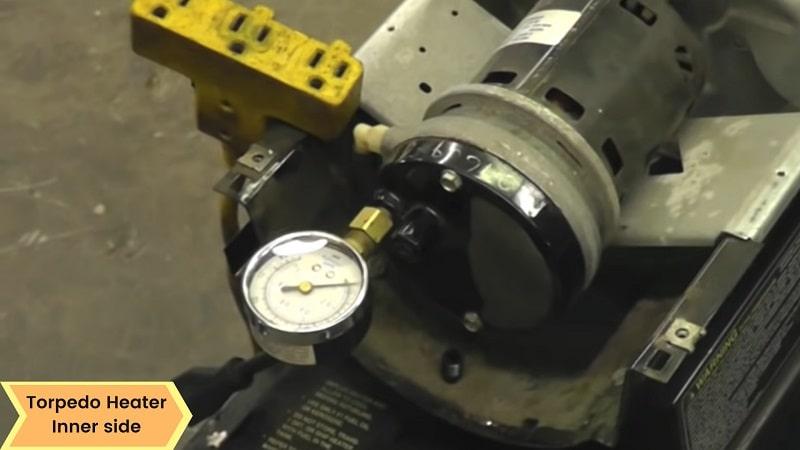 Checking Air Pump Pressure