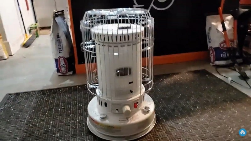 Way to Stop Convection Kerosene Heater From Smelling